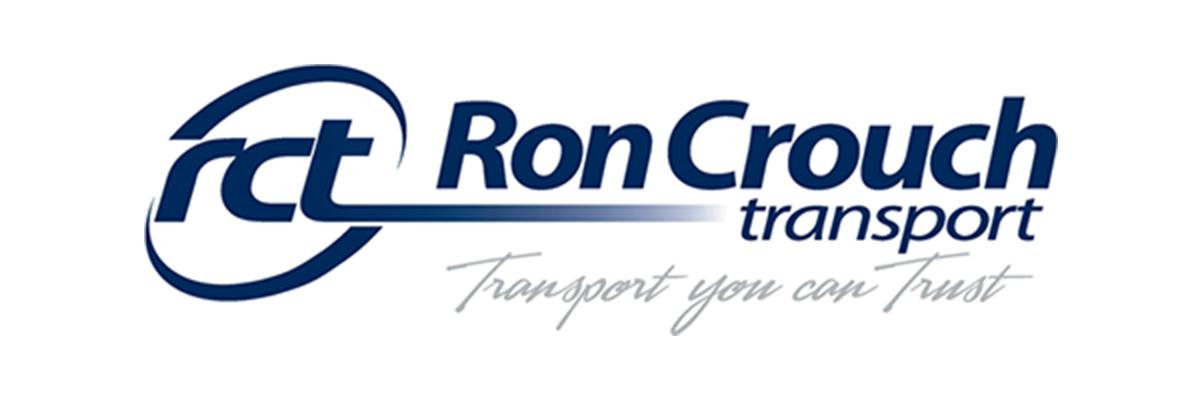 Ron Crouch Transport logo